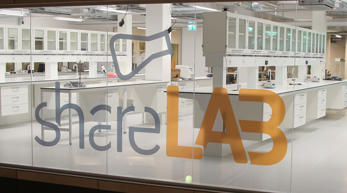 Sharelab - supporting biotech innovators!